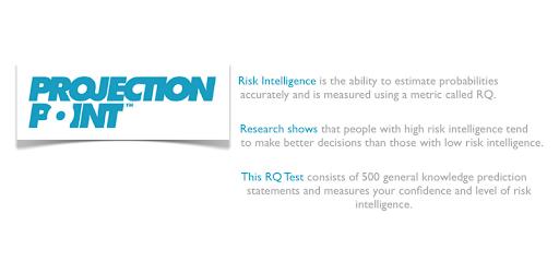 Mobile Risk Intelligence Test - Apps on Google Play