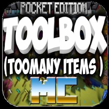 Toolbox Minecraft Pe 0.14.0