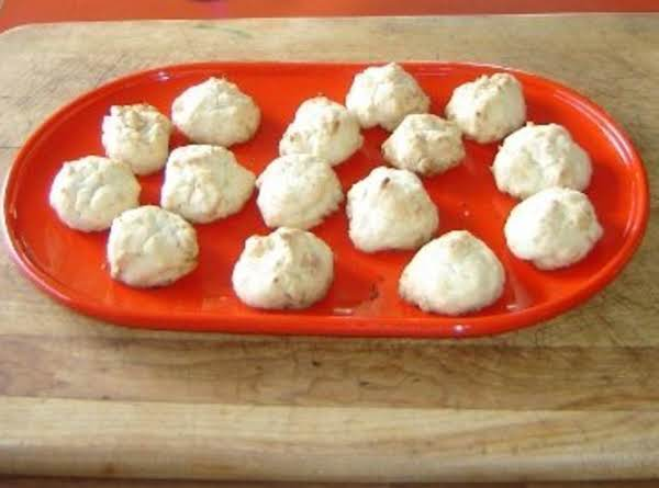Ez Coconut-mac Nut Cookies Recipe