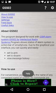GSS02 GSM Security- screenshot thumbnail