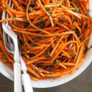Lemony Carrot Slaw