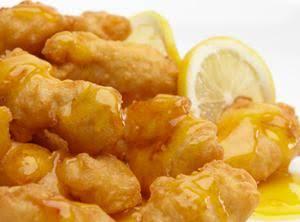 Chinese Fortunate Lemon Chicken