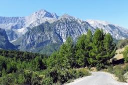 Горы Грамос