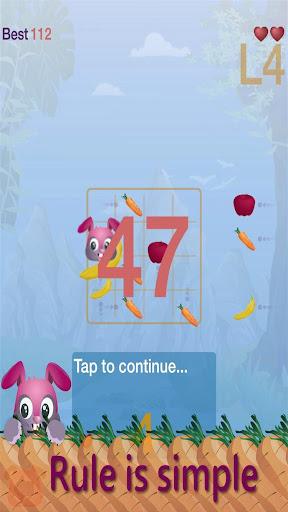 Happy Bunny-Dodge Game