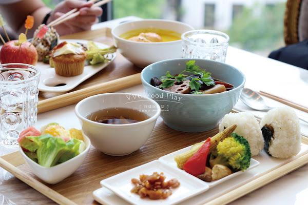 台中西屯│VVG Food Play 臺中國家歌劇院 X 好樣設計 打造藝術美學空間