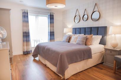 Bluestone apartment