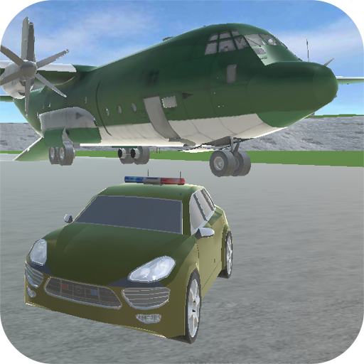 San Andreas Army Transporter
