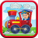 Train Game For Kids - FREE! icon