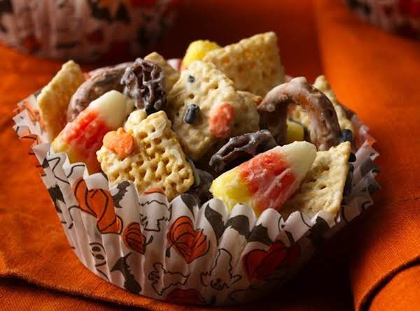 Spooky Helloween Mix Recipe