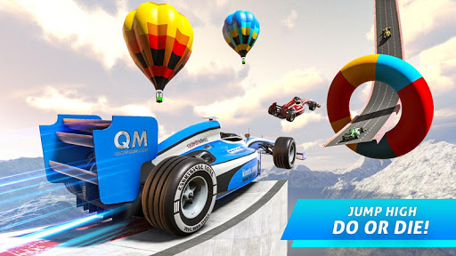 Formula Car GT Racing Stunts- Impossible Tracks - screenshot