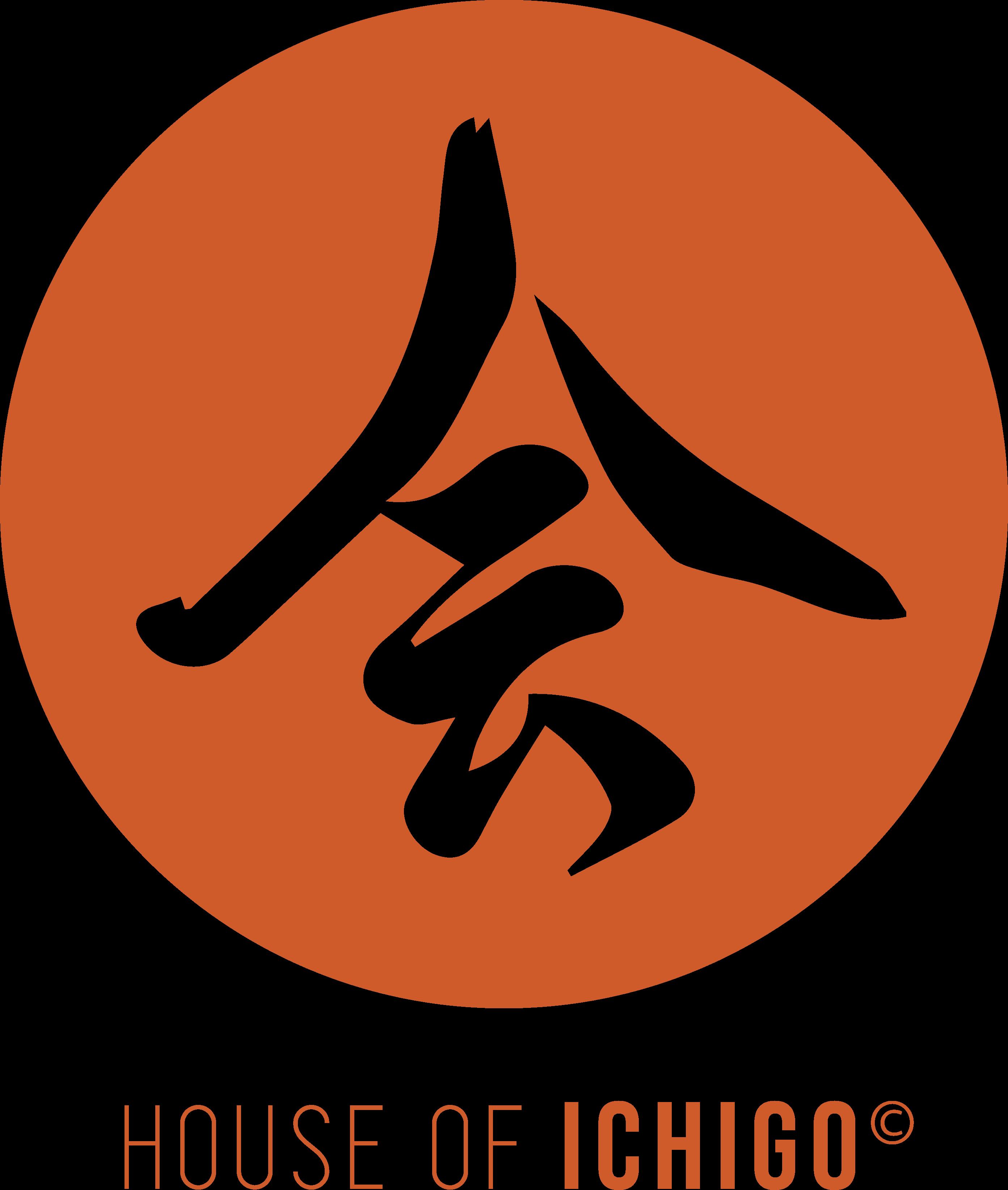 Logo - Orange - House of Ichigo
