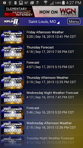 玩免費天氣APP|下載News 11 Weather app不用錢|硬是要APP
