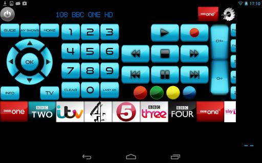 Remote for Panasonic TV+BD+AVR screenshot 3