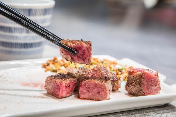 台北鐵板燒推薦,和牛進口商的逆襲!五百元就能吃日本A5和牛套餐!寅藏鐵板燒