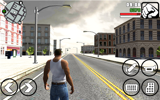 San Andreas City : Auto Theft Car gangster 1.4 Screenshots 2