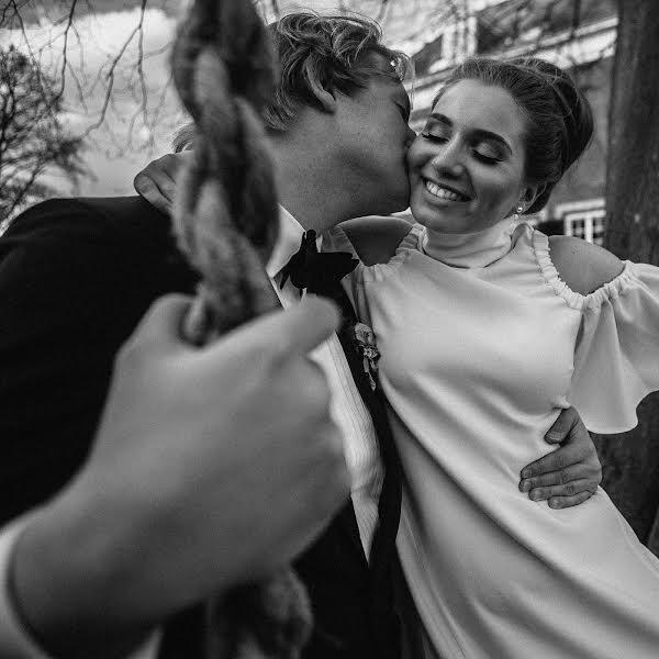 Wedding photographer Vasiliy Tikhomirov (BoraBora). Photo of 14.06.2018
