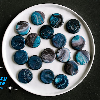 How to Make Galaxy Glaze