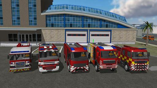 Fire Engine Simulator 1.1 screenshots 17