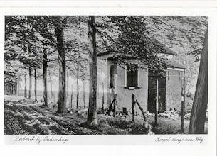 Photo: 1925 Theekoepeltje aan de Leursebaan