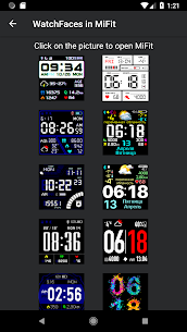 My WatchFace for Amazfit Bip v2.15.4 [Paid] APK 7