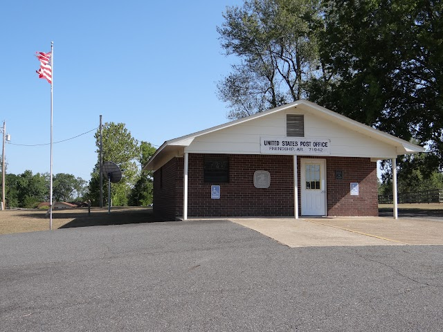 Friendship, AR post office