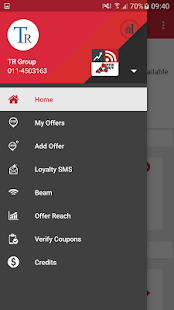 OfferHut Beacon for Business - náhled