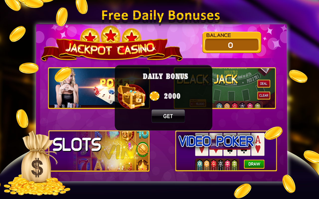 Jackpot city casino android app