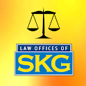 SKG Law Accident App icon