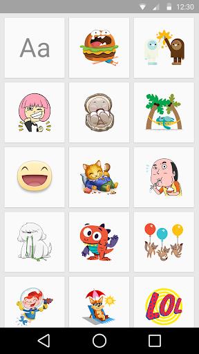 Stickered for Messenger screenshot 4