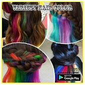 Variety Hair Color