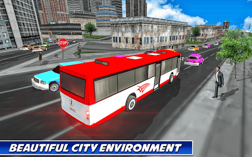 Luxury Coach Bus Simulator: Tourist Luxury Coach screenshots 12