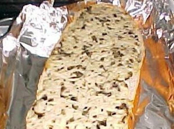 Garlicky Cheese Bread Recipe