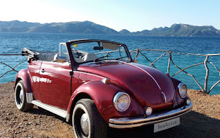 Volkswagen Beetle Rent Islas Baleares (Balearic Islands)