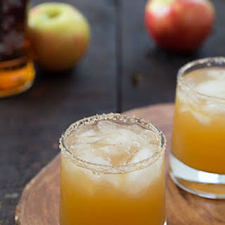 Apple pie on the Rocks.