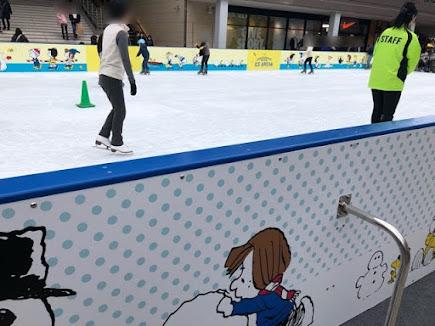 南町田グランベリーパークのスケート場
