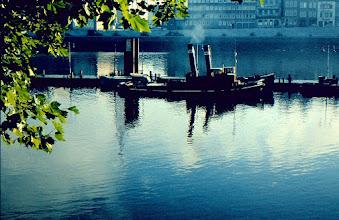 Photo: Alster in Hamburg
