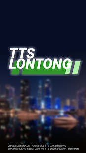 TTS Lontong- screenshot thumbnail