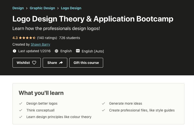 screenshot logodesign theorie und nutzung tutorial