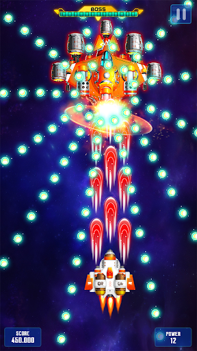 Space Shooter : Galaxy Attack 1.203 screenshots 3