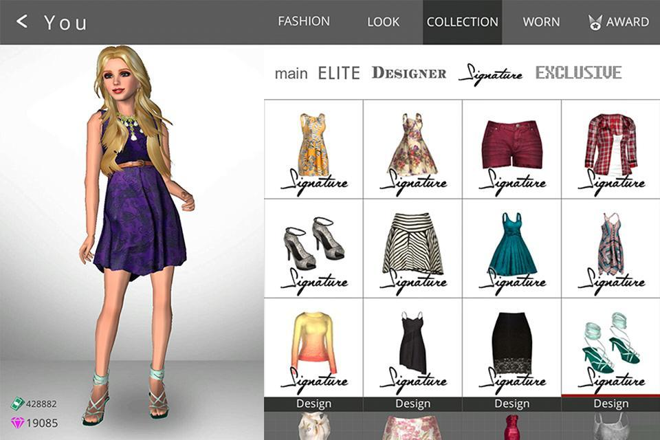Fashion Empire - Boutique Sim- screenshot
