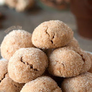 Paleo Chai Spiced Cookies (grain-free, gluten-free, dairy-free)