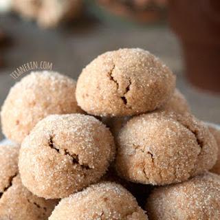 Paleo Chai Spiced Cookies (grain-free, gluten-free, dairy-free).