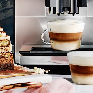 Espresso, Chocolate Mascarpone Tiramisu Log.