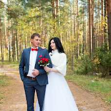 Wedding photographer Andrey Klimovec (klimovets). Photo of 01.11.2016