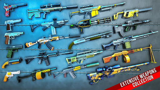 Fps Shooting Strike - Counter Terrorist Game 2019 filehippodl screenshot 12