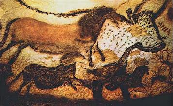 Photo: Lascaux Cave Paintings.jpg
