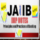 JAIIB IMP NOTES Principles & Practices of Banking for PC-Windows 7,8,10 and Mac