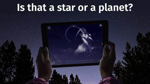Star Walk 2 Free - Identify Stars in the Sky Map  screenshots 1