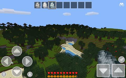 Shelter Free Craft: Mine Block screenshot 11