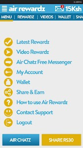 Air Rewardz screenshot 6